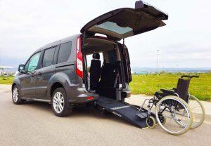 Importacion de vehiculos para discapacitados